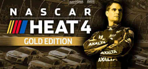 Купить NASCAR Heat 4 - Gold Edition