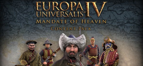 Купить Europa Universalis IV: Mandate of Heaven - Content Pack