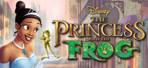 Купить The Princess and The Frog