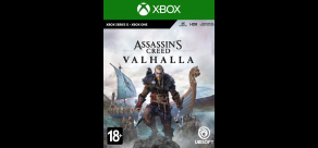 Купить Assassins Creed: Valhalla (Xbox)