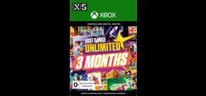 Купить Just Dance 2021 (Xbox). Just Dance® Unlimited: 3 Month (Xbox)