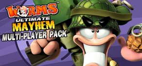 Купить Worms Ultimate Mayhem - Multiplayer Pack