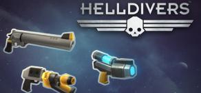 Купить HELLDIVERS™ Dive Harder Edition. HELLDIVERS™ - Pistols Perk Pack