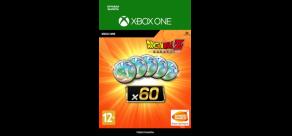 Купить DRAGON BALL Z: KAKAROT - Platinum Coin x60 (Xbox)