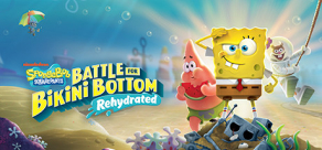 Купить SpongeBob SquarePants: Battle for Bikini Bottom - Rehydrated