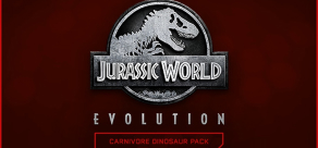 Купить Jurassic World Evolution: Carnivore Dinosaur Pack