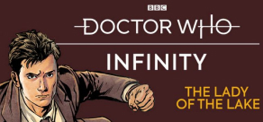 Купить Doctor Who Infinity - The Lady of the Lake