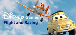 Купить Disney: Flight and Racing