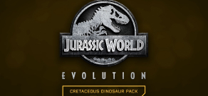 Купить Jurassic World Evolution: Cretaceous Dinosaur Pack