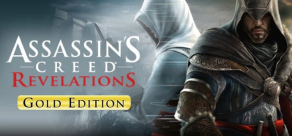 Купить Assassin's Creed: Revelations - Gold Edition