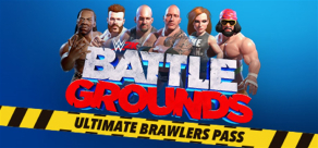 Купить WWE 2K Battlegrounds. WWE 2K BATTLEGROUNDS: Ultimate Brawlers Pass
