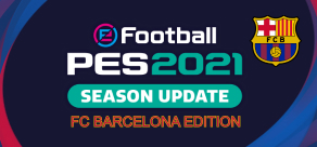 Купить eFootball PES 2021 SEASON UPDATE: FC Barcelona Edition