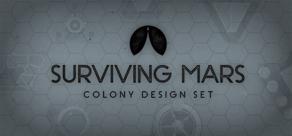 Купить Surviving Mars: Colony Design Set