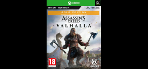 Купить Assassins Creed: Valhalla (Xbox). Assassins Creed: Valhalla - Gold Edition (Xbox)
