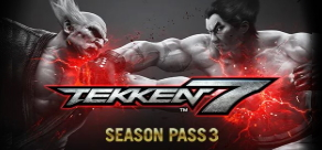 Купить TEKKEN 7 - Season Pass 3