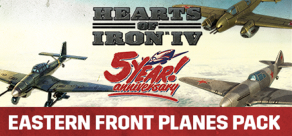 Купить Hearts of Iron IV: Cadet Edition. Hearts of Iron IV: Eastern Front Planes Pack
