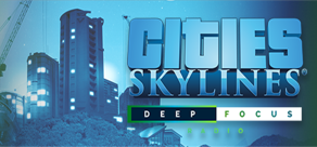 Купить Cities: Skylines - Deep Focus Radio