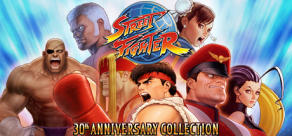Купить Street Fighter: 30th Anniversary Collection