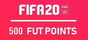 Купить FIFA 20 ULTIMATE TEAM FIFA POINTS 500