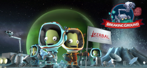 Купить Kerbal Space Program: Breaking Ground Expansion