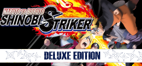 Купить NARUTO TO BORUTO: SHINOBI STRIKER Deluxe Edition