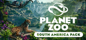 Купить Planet Zoo: South America Pack