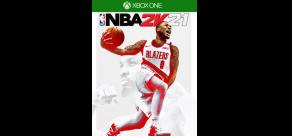 Купить NBA 2K21 (Xbox)