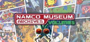 Купить NAMCO MUSEUM ARCHIVES Volume 2