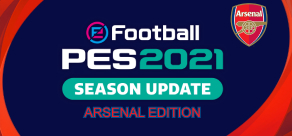 Купить eFootball PES 2021 SEASON UPDATE: Arsenal Edition
