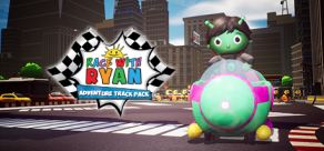 Купить Race With Ryan. Race with Ryan: Adventure Track Pack
